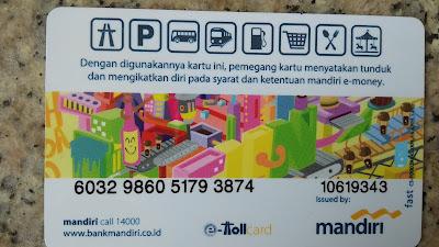 Kartu E-toll Card Belinya Dimana & Gimana Cara Mendapatkannya