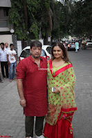 Bollywood Celebrities at Inauguration Of Pandit Padharinath Kolhapure Marg Exclusive  48.JPG