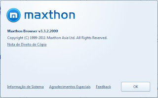 Maxthon Browser 3.3
