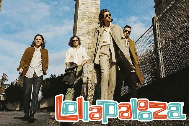 Arctic Monkeys e Portugal. The Man Podem Estar no Line Up do Lollapalooza Brasil 2019!