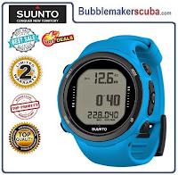 Suunto D4i Novo. Bubblemakerscuba.com