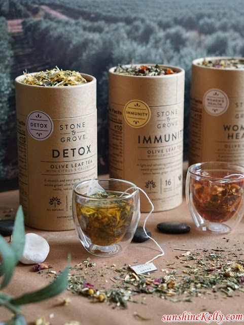 Stone & Grove, Health Benefits of Olive Leaf Tea, Olive Leaf Tea, an Olive Leaf and Green Tea Sencha blend, Energy, Immunity, Women's Health, Detox, Boundary Bend Wellness, Boundary Bend Limited, Nanoxan, Red Island, Extra Virgin Olive Oil