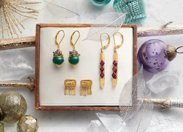sundance catalog holiday jewelry dana kellin
