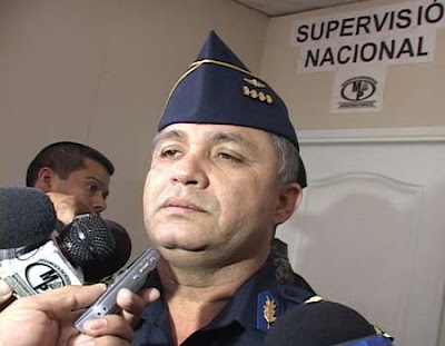 Ricardo Ramírez del Cid, National Director of Honduran police
