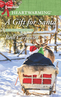Heidi Reads... A Gift for Santa by Beth Carpenter
