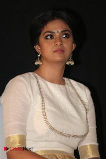 Actress Keerthi Suresh Pictures at Thodari Audio Launch  0015.jpg
