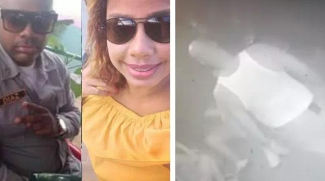 "Video: Momento en que sargento mata expareja de un ""puñetazo"", detalles aquí"