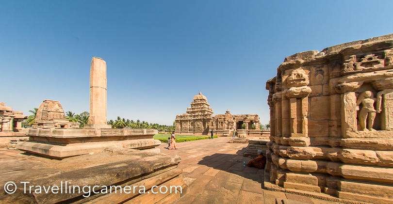 Let's talk about some fundamental details around Pattadakal, which would help you plan your trip in a better way -  How to Reach : October to Feb (feb onwards it starts getting hot and unbearable in summers) Best time to visit : 8am to 5:30pm Entry Fees : 25 Rs Parking charges : 20 Rs Camera Charges : (don't remember clearly)