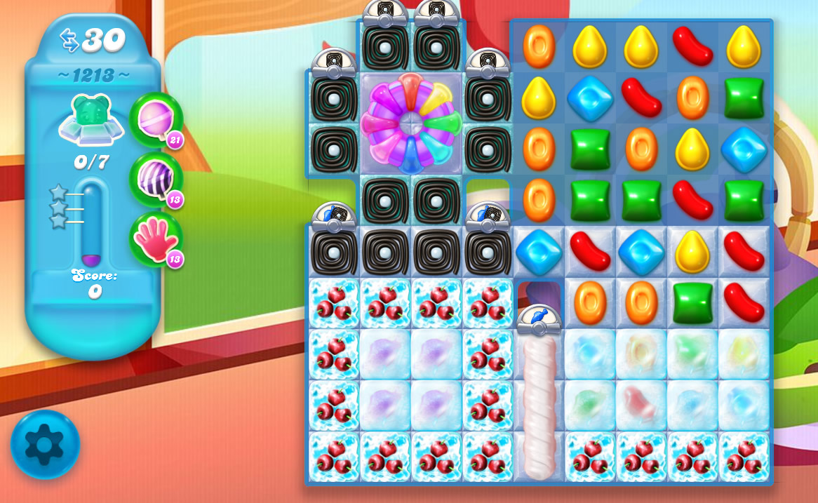 Candy Crush Soda Saga level 1213