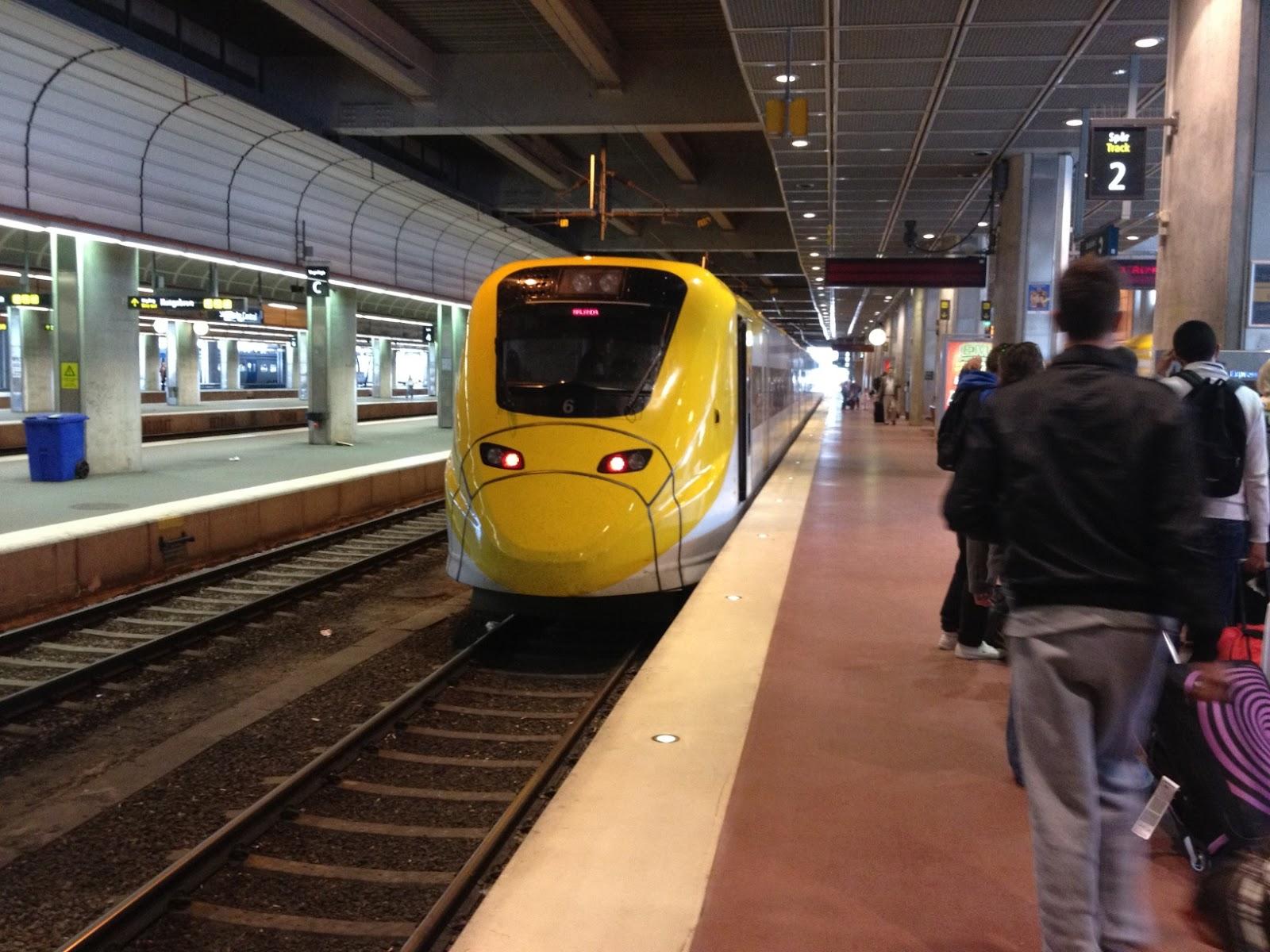 Arlanda train