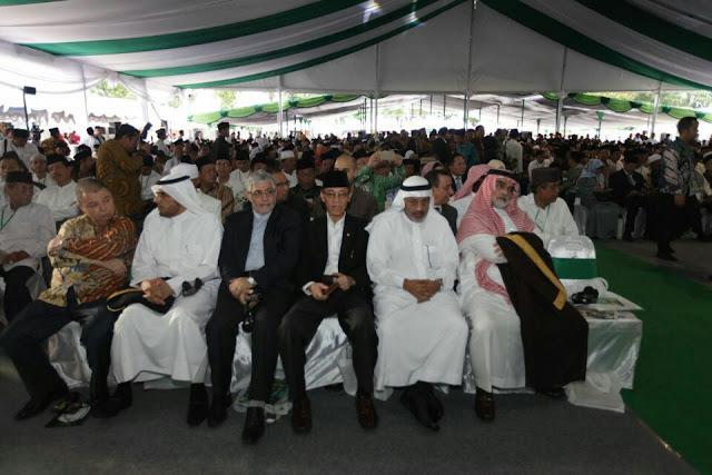 Ketika Arab Saudi dan Iran Bertemu di Munas-Konbes Nahdlatul Ulama