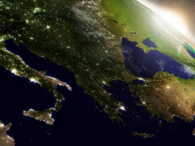 Η γεωπολιτική των Βαλκανίων και συνθήκη των Πρεσπών