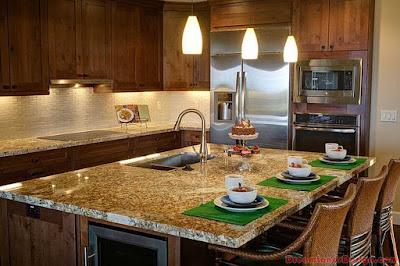 What Makes Granite Kitchen Worktops Superior and Advanced
