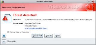 {focus_keyword} Download Resetter Epson TX121, T13, T1100 Avg Detectted Resetter T13 as Virus