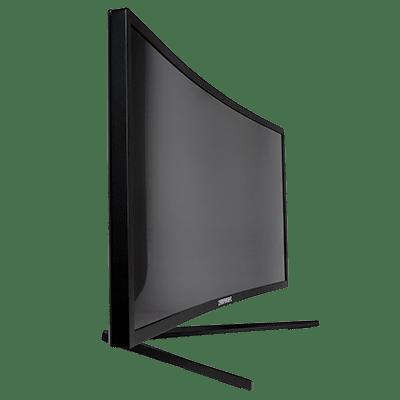 изогнутый дисплей у CyberPowerPC Arcus 34