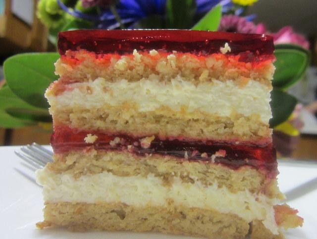 Cherry Jello Cake Recipe: Mennonite Girls Can Cook: Jello Cake