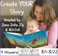 Sign up by 7/28 for the Create Your Story Blogger Opportunity. Multiple winners.