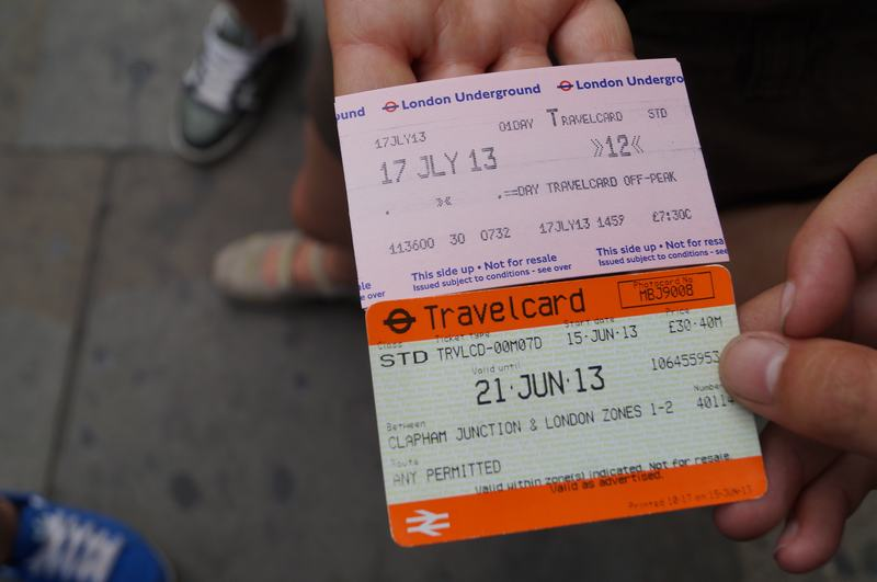 travelcard, ticket, billete de metro, metro de londres