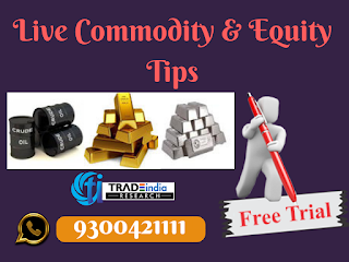Live commodity tips, mcx free tips, ncdex tips
