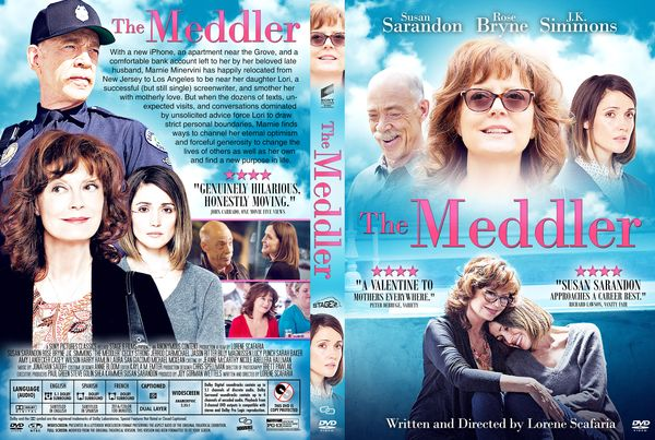 The Meddler – Latino, Inglés