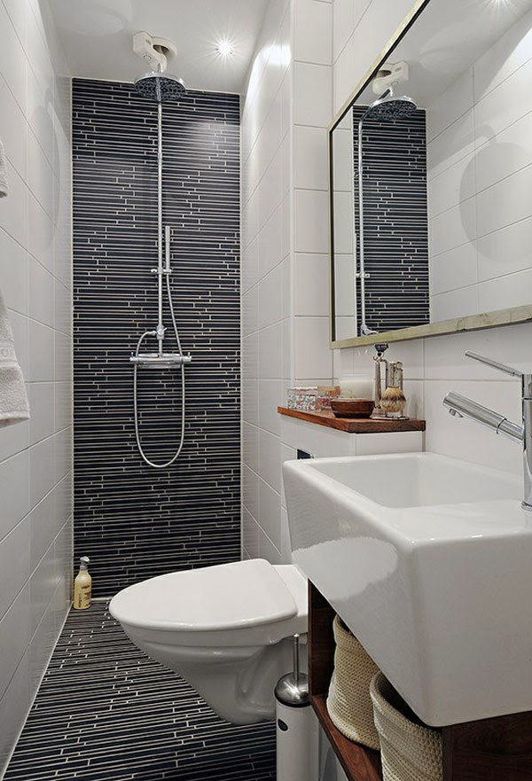 Idea design bilik mandi dan tandas kecil design rumah for Bathroom designs 6 x 4