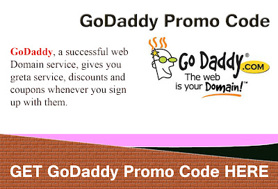 Godaddy discount coupons 2019