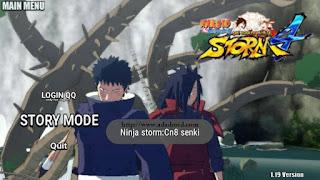 Ninja Storm 4 Senki by Cavin Nugroho Apk