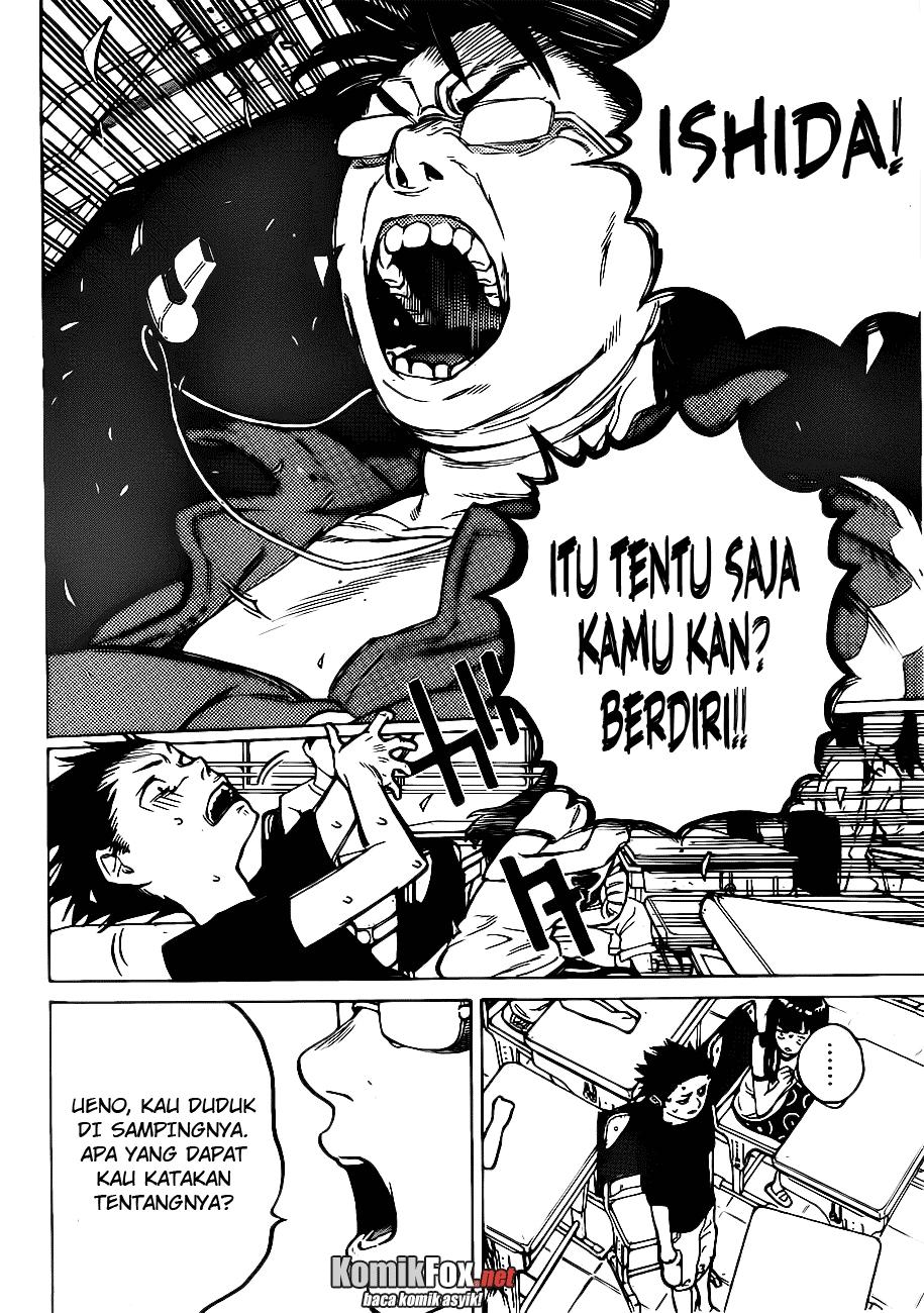 Koe no Katachi Chapter 03-10