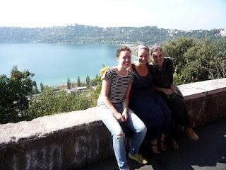 P1070677 - Os arredores de Roma - Região dos lagos