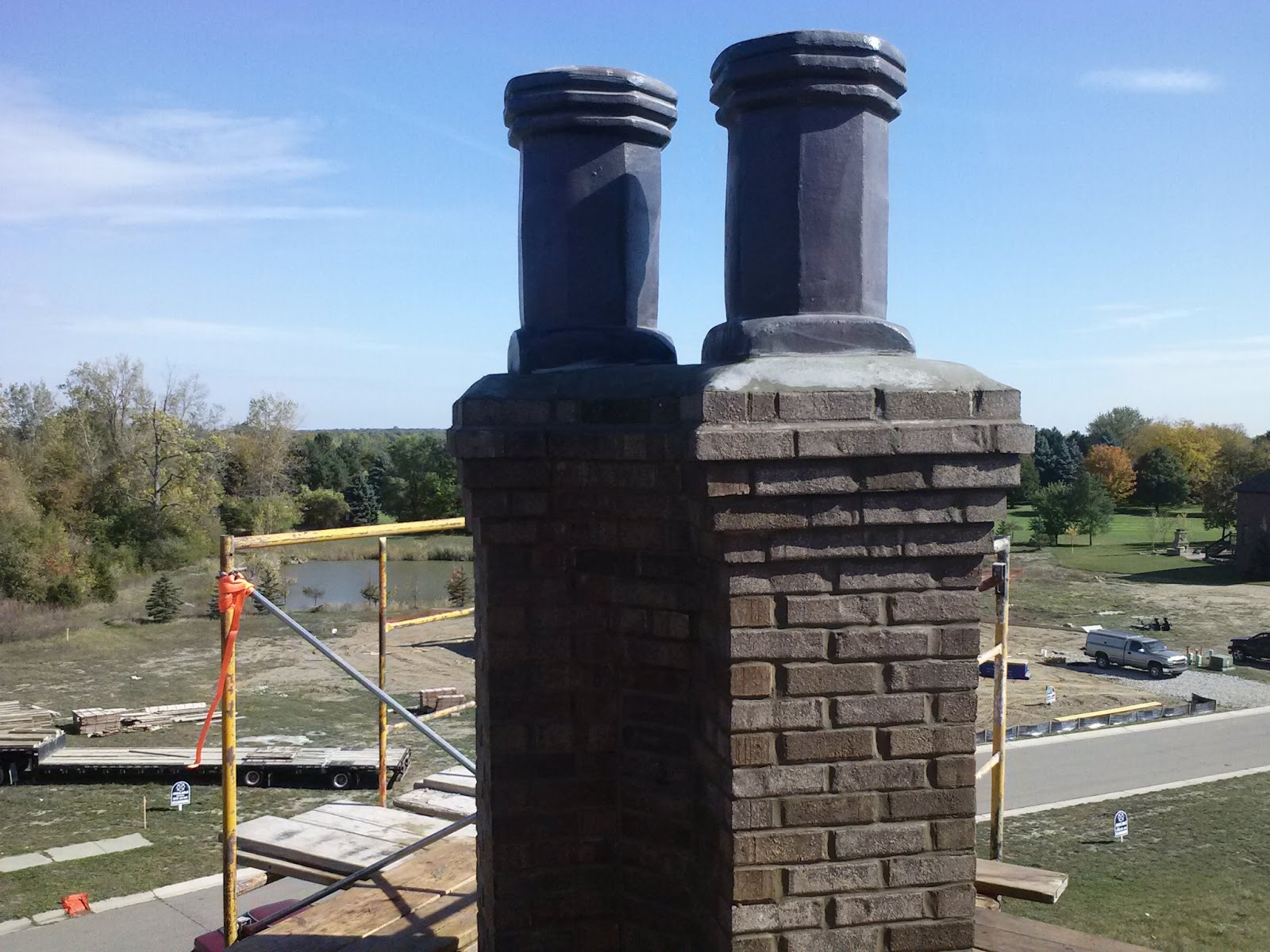 West Bloomfield Chimney Repair 248 202 5740 West