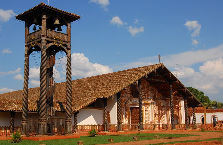 lugares turisticos de santa cruz bolivia misiones jesuiticas de la chiquitania