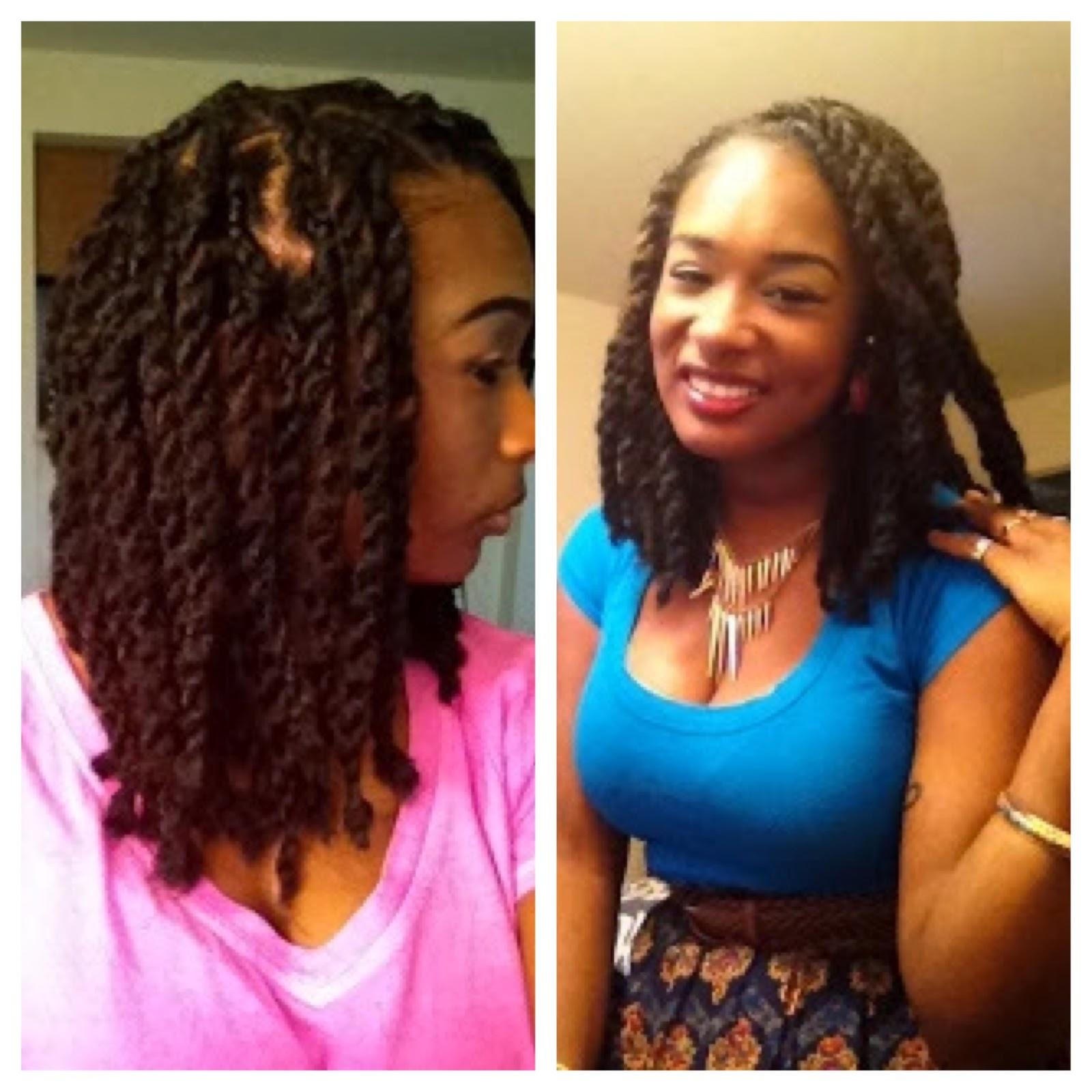Marley Hairstyles: That Clumsy Ninja: Natural Hair
