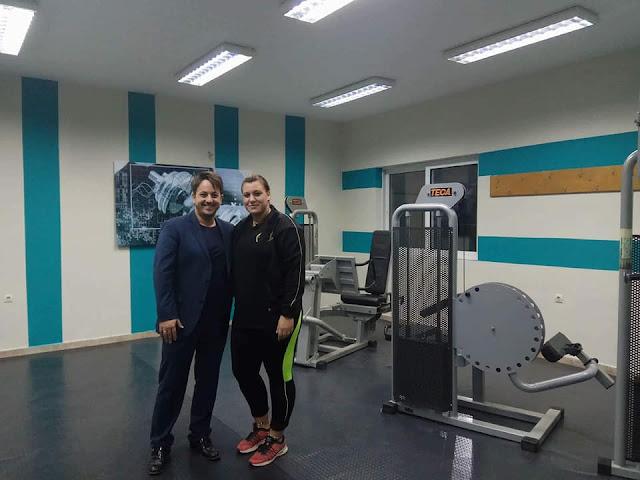 Με υπερσύγχρονο εξοπλισμό θα λειτουργήσει ξανά το γυμναστήριο στο ΔΑΚ Άργους