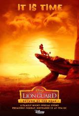 La Guardia del León: El regreso del rugido (2015) Animacion de Disney