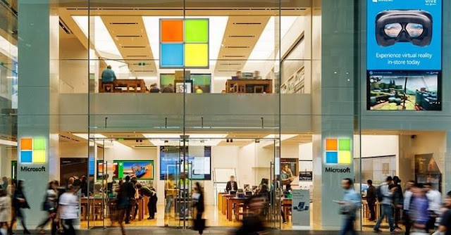 Vượt qua Amazon, Microsoft đã trở thành công ty có giá trị thứ 2 tại Mỹ