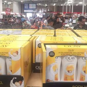 Sữa Tắm Giữ Ẩm, Dưỡng Trắng Da Olay hàng xách tay từ Mỹ