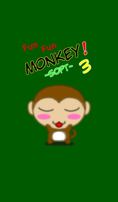 Fan Fan Monkey 3 ~soft~