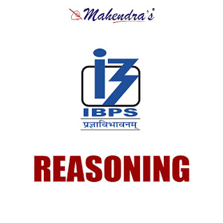 IBPS Clerk Mains :Reasoning Ability | 23 - 12- 17