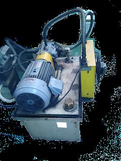 Hidrolik Sistem dengan sistem pendingin