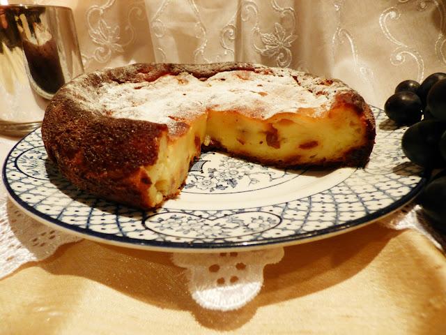 Italian dessert, gluten free cake