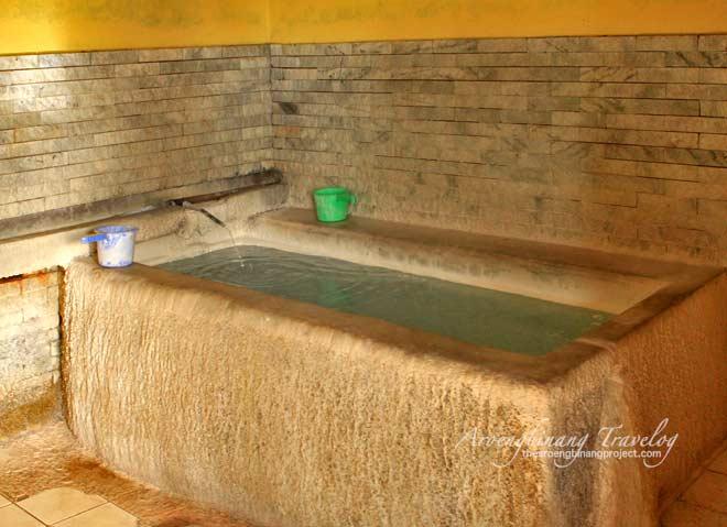 tirta sanita hot springs ciseeng bogor