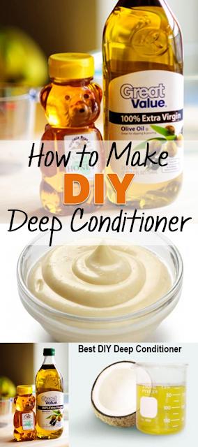 How to Make DIY Deep Condtioner