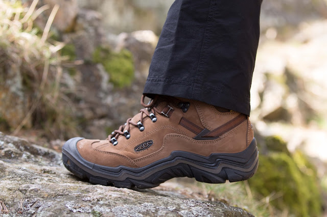 Gear of the Week #GOTW KW 15   Keen - Galleo Wanderschuhe  Trekking Stiefel 05