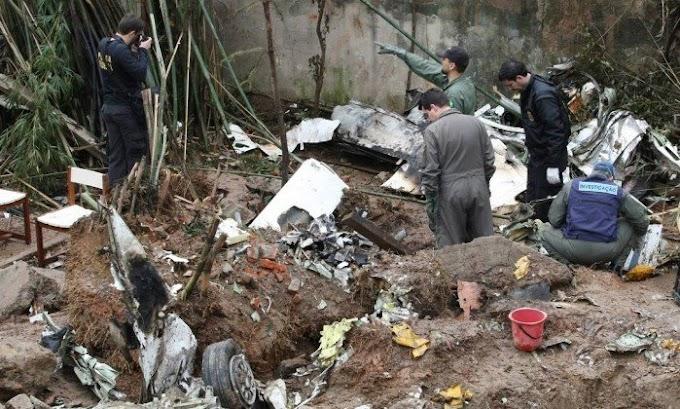 BRASIL - Família de Eduardo Campos crê em sabotagem do avião
