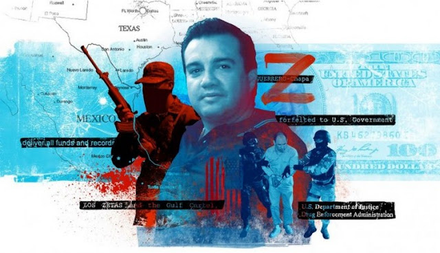 El acuerdo entre EU y capo que desató la guerra mortal entre cártel del Golfo y Zetas