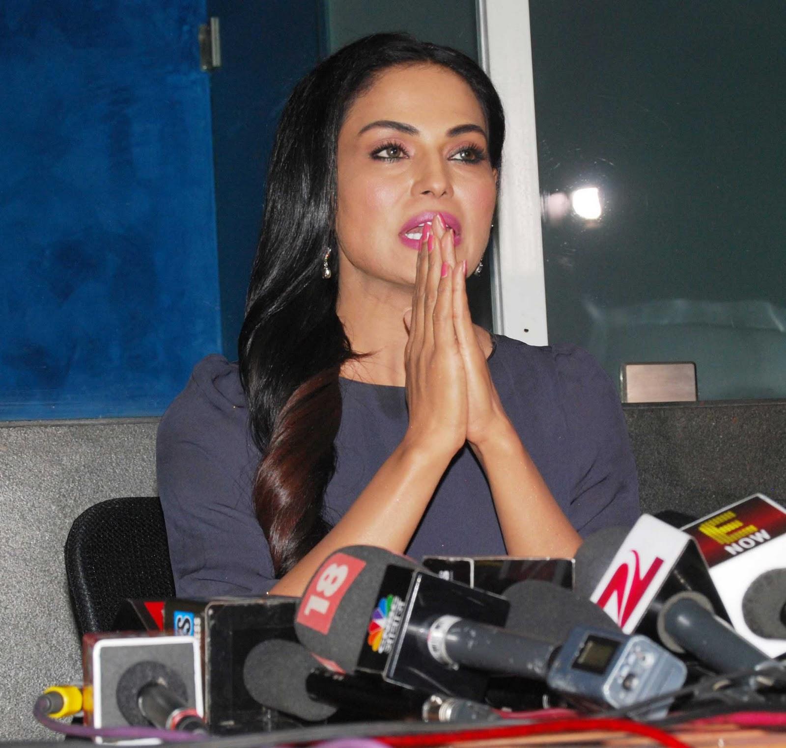 Download Song Lock Up By Karan: Veena Malik Latest Pic