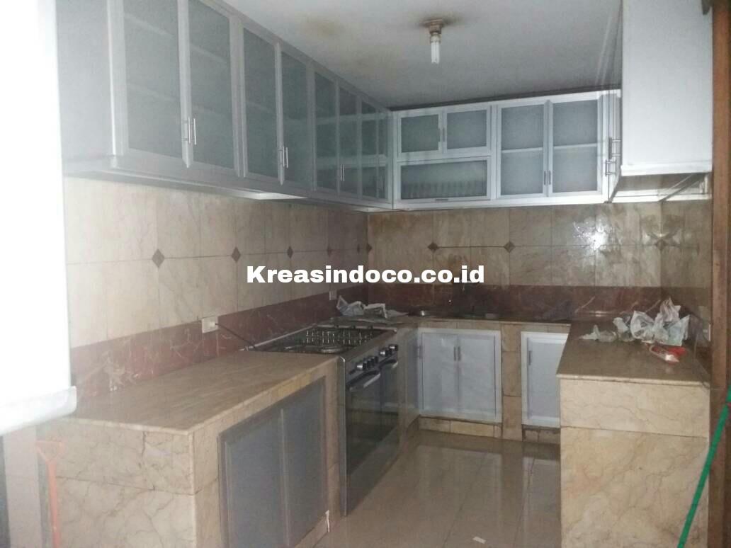 Kitchen set aluminium pemasangan di tebet barat 5 jakarta for Pemasangan kitchen set