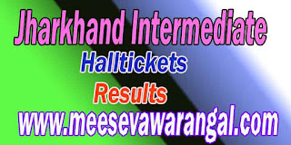 Jharkhand Intermediate 12th 2016 Exam Results Download