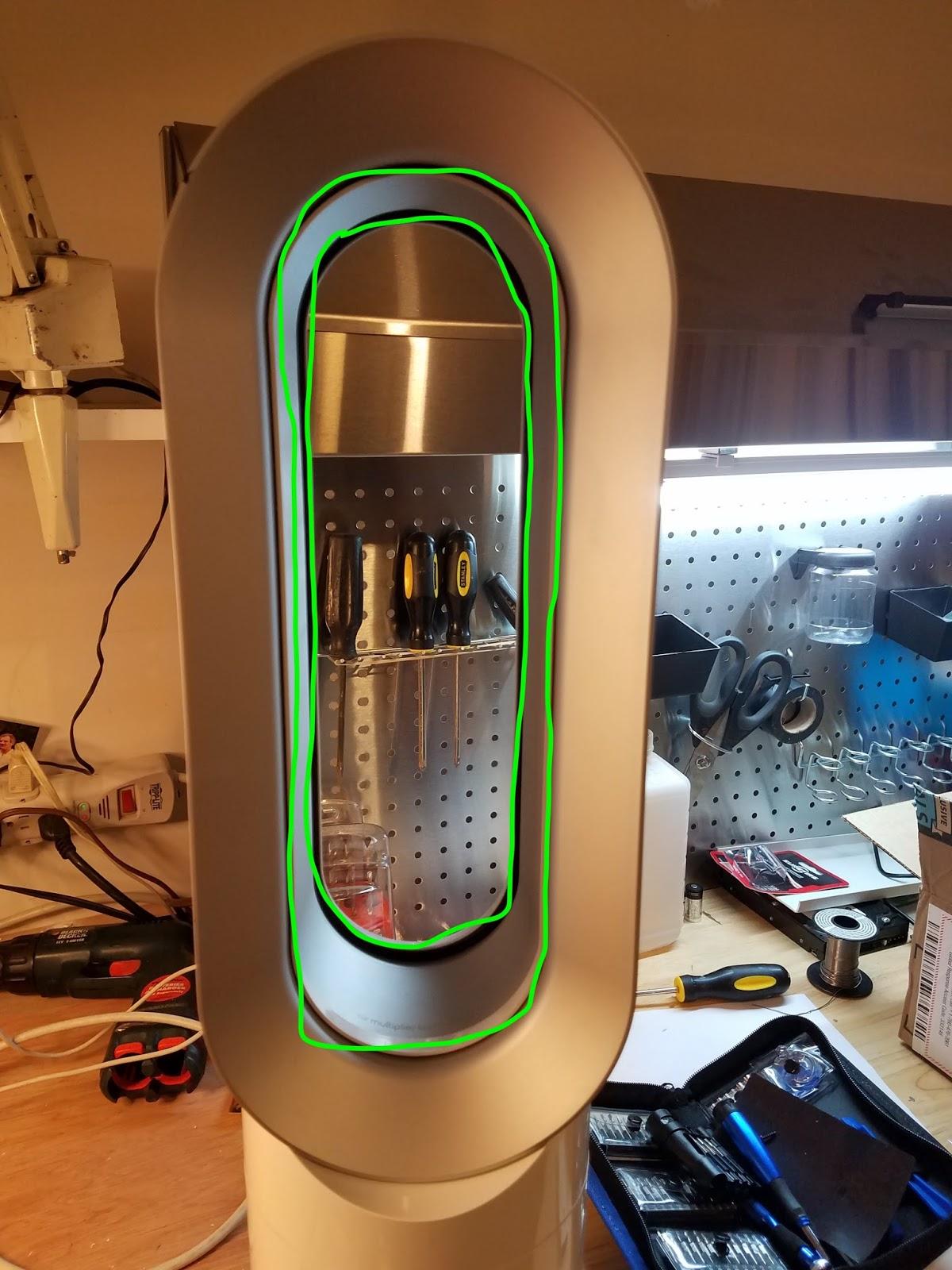 KraFusion: Dyson AM09 Fan & Heater H2 Error