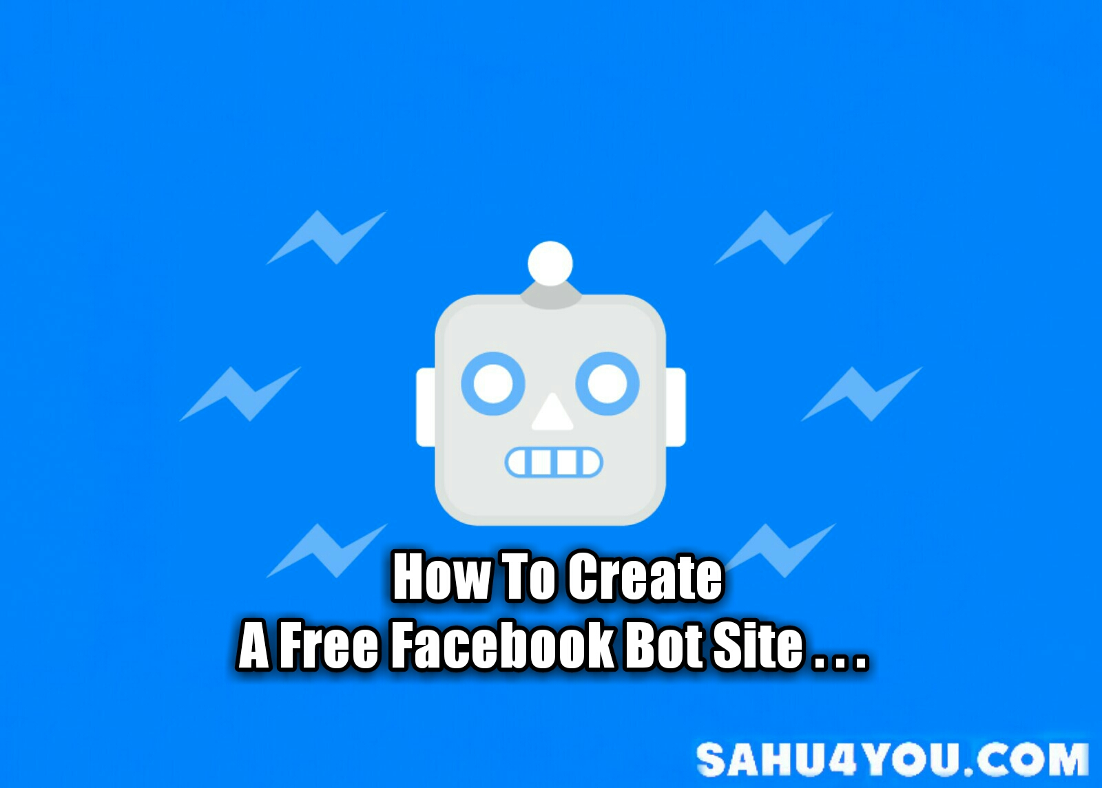 how to create facebook bot website for facebook bot site how to create bot site for